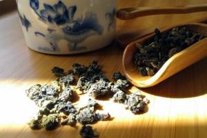 Те Гуан Інь - чай-легенда