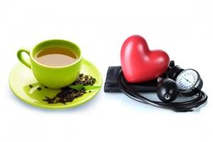 Зелений чай і тиск