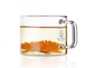 Чашки стеклянные Kamjove 120 мл (2 шт)