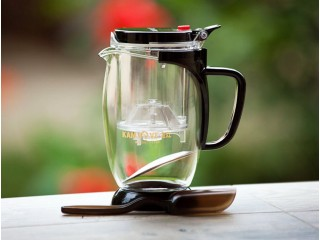 Чайник 500 мл KAMJOVE GUNFU TEA POT TP-350B + мерная ложка