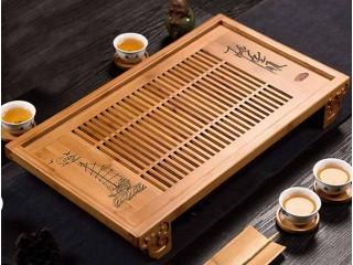 Чабань бамбуковая 50х29х6,5 см