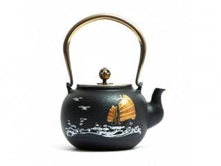 Чайник чугунный Парус 1400 мл