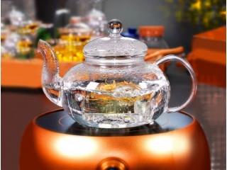 Чайник заварочный стеклянный 600 мл