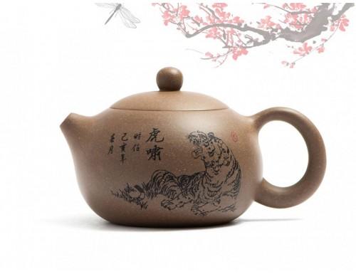 Исинский чайник Си Ши Тигр 200 мл