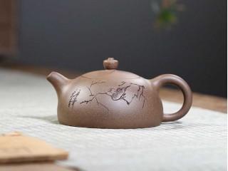 Исинский чайник Бань Юэ Дуань Ни 200 мл
