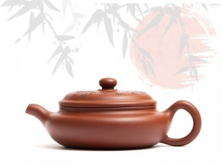 Исинский чайник Бянь Фан Гу Да Хун Пао 160 мл