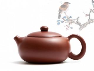 Исинский чайник Бянь Си Ши Да Хун Пао 170 мл