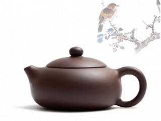 Исинский чайник Бянь Си Ши Цзы Ша 180мл