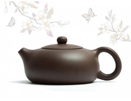 Исинский чайник Бянь Си Ши Цзы Ша 200 мл