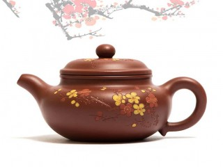 Исинский чайник Фан Гу Да Хун Пао Слива 230 мл