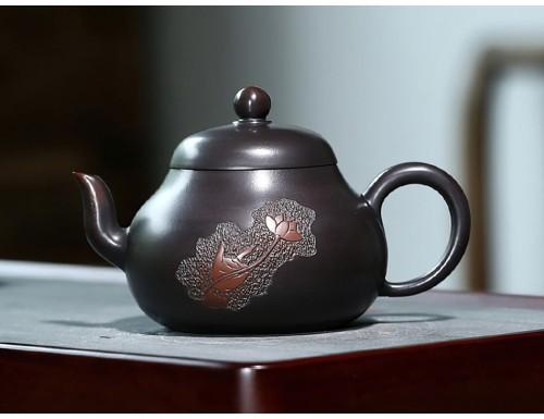 Исинский чайник Гуанси Сы Тин 200 мл