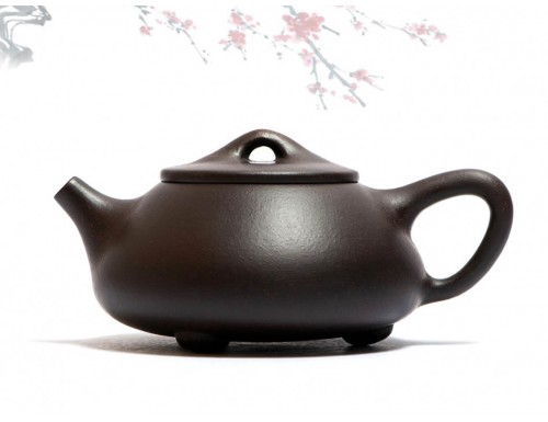 Исинский чайник Ши Пяо Черное Золото 200 мл