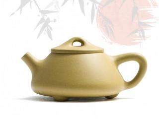 Исинский чайник Ши Пяо Дуань Ни 140 мл