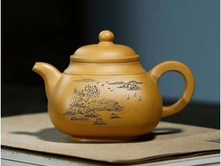 Исинский чайник Сы Фан Пан Ху 180 мл
