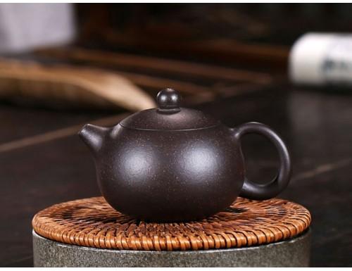 Исинский чайник Си Ши Черное Золото 100 мл