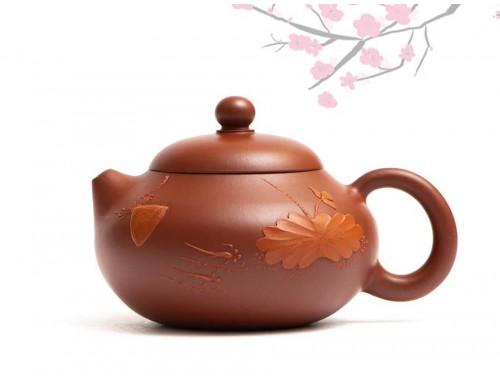 Исинский чайник Си Ши Дуань Да Хун Пао Лотос 170 мл
