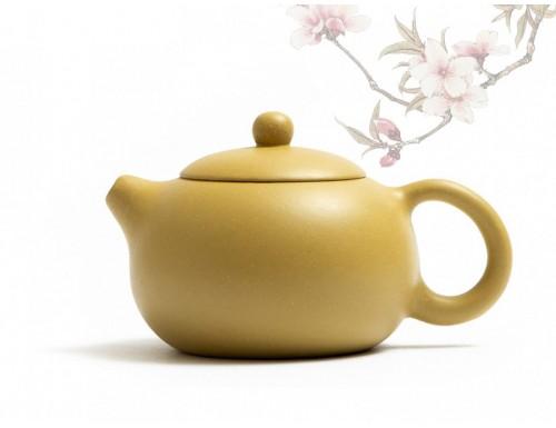 Исинский чайник Си Ши Дуань Ни Лотос и Воробей 120 мл