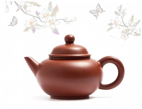 Исинский чайник Шуй Пин Да Хун Пао 180 мл