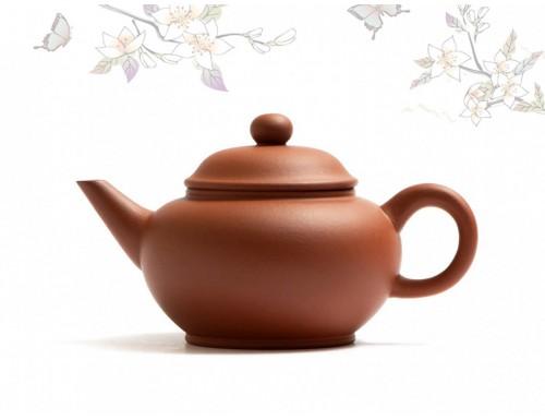 Исинский чайник Шуй Пин Чжу Ни 160 мл