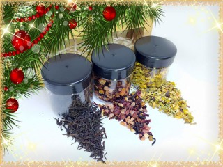Готові чайні набори в подарунок!