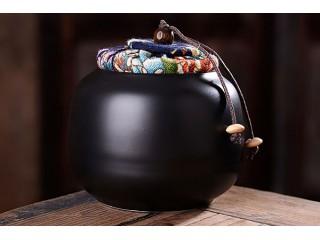 New delivery of tea storage jars!