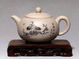 Пополнение коллекции чайников из исинской глины