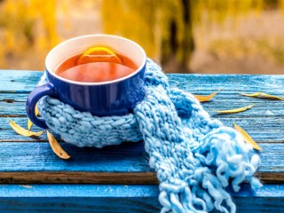 What tea to drink in the autumn?
