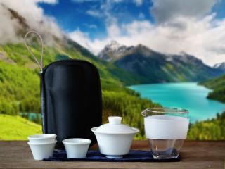 Путешествуйте с чаем!