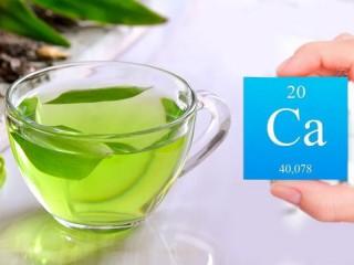 Чай і кальцій