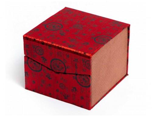 Подарочная коробка для чайников 14х14х11 см