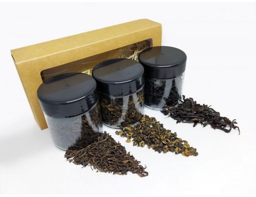 """Подарочный набор чая """"Осенний уют"""""""