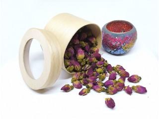"""Подарочный чай """"Бутоны розы"""""""