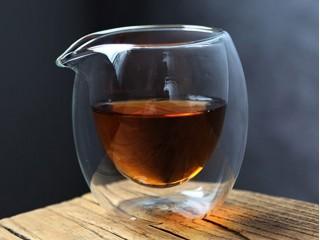 Чахай скляний з подвійними стінками 180 мл