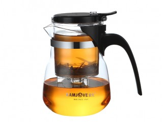 Teapot with Kamjove TP-833 button 600 ml