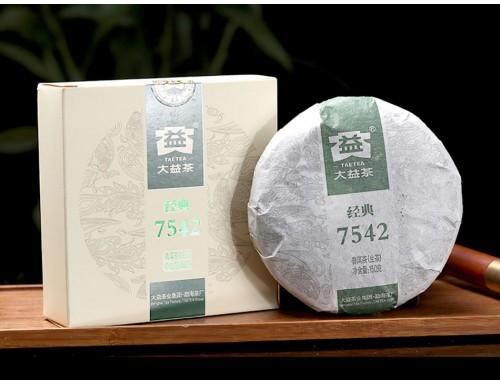 Шен Пуэр Мэнхай Да И 7542 2013 года 150 г