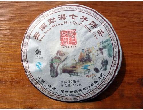 "Шу Пуэр ""Чень Сян"" 357 г, 2009 г."