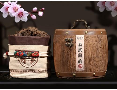 Шу Пуэр Куньмин Старые чайные головы 500 г