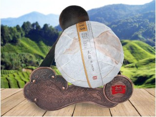 Шу Пуэр V93 Мэнхай Да И 2015 года 100 г